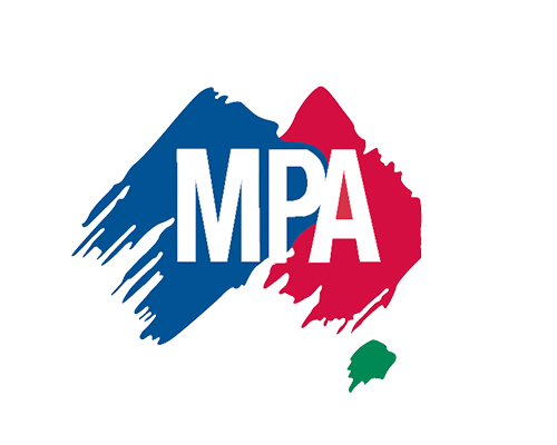Logo of Master Painters Association